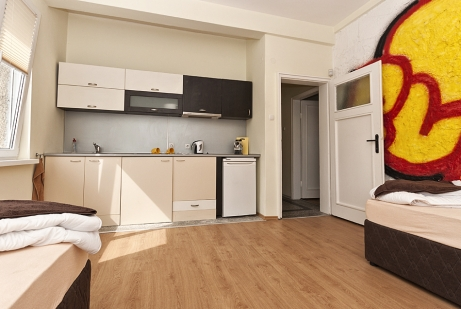 Low cost lodging in Sofia